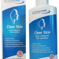 Nettoyage quotidien de la peau Prontomed