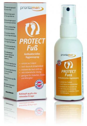 Protection des pieds Prontoman® vaporisateur 75ML