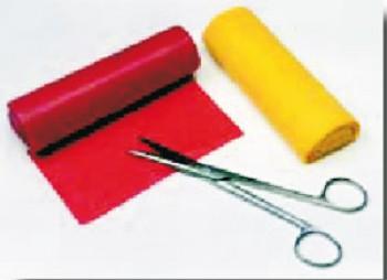 Tissu pour tester les ciseaux
